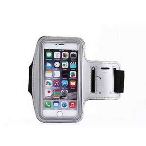 Armband Case Runners Mobile-Phone-Holder Jogging Waterproof Sports Outdoor Gym 10-Colors