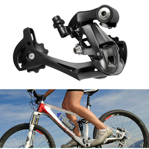 Mountain Bike Rear Derailleurs 9/27 Speed RD-M390 Bicycle Rear Derailleur Shifting Cycling Parts