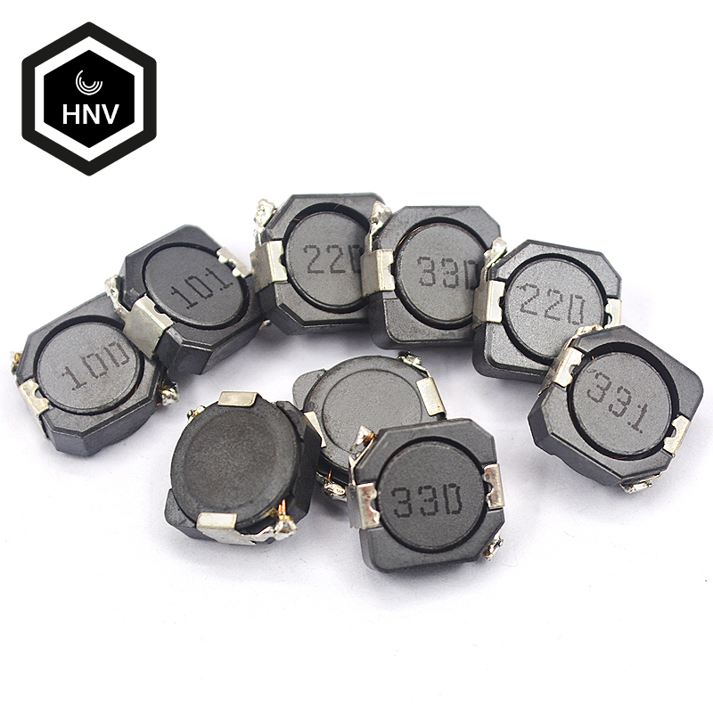 10pcs//lot SMD Power Inductors 33uH 330 Wire Wound Chip Shielded Inductor CDRH104R