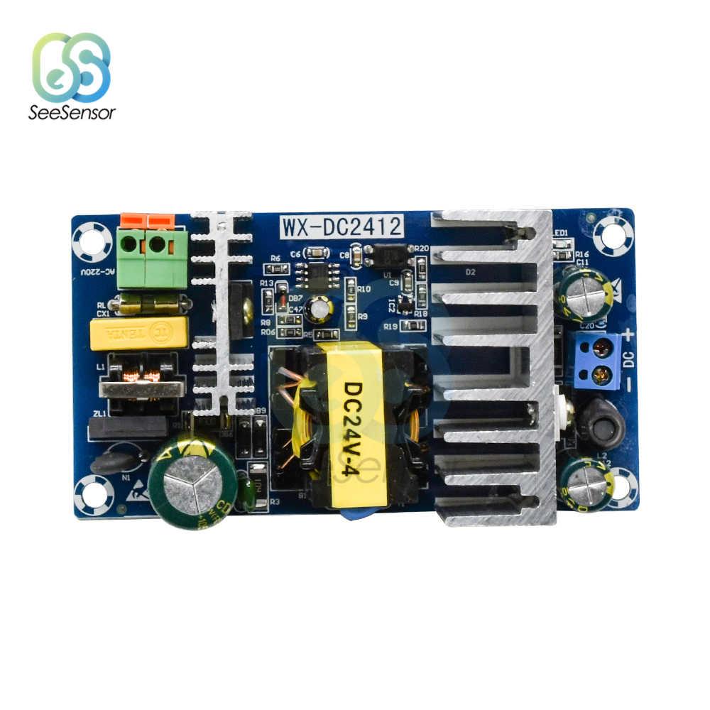 Netzteilmodul AC 110V 220V bis DC 24V 6A Schaltnetzteil DIY Teil