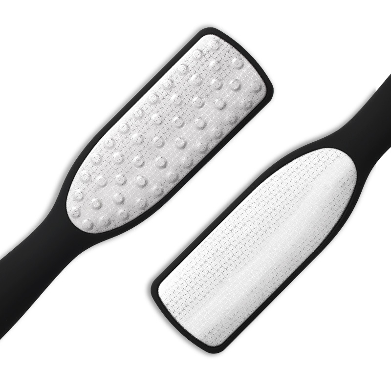Stainless Steel Foot Plate File Dead Skin Calluses Rub Foot Plate