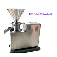 Industry peanut sesame coconut hummus butter making machine free shipping by sea