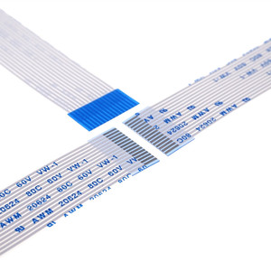 Image 5 - 100 Pcs Flexibele Platte Kabel Ffc 15 Pin 1.0 Mm Pitch Dezelfde Richtingen Lengte 60 70 80 100 120 150 200 250 300 400 450 500 600 700 Mm