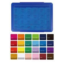 18/24 Colors Gouache Paint Set with Palette 30ml Watercolor Painting for Artists