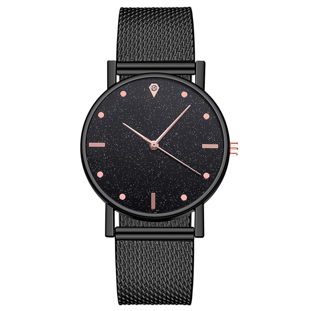 Fast delivery Business Women Watch Luxury Watches Quartz Watch Stainless Steel Dial Casual Bracele Watch Female Gift Cheap