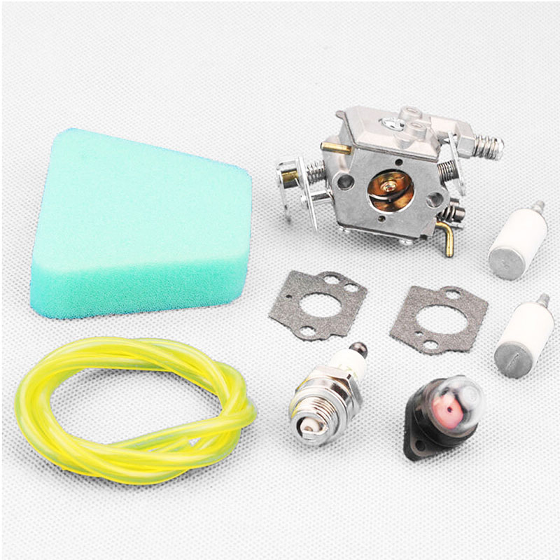 New 1 Set High Quality Practical Durable Carburetor Air Filter For Partner 351 352 370 371 390 391 401 420 422 Chainsaw