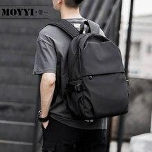 MOYYI العلامة التجارية الشهيرة سوبر عالية الجودة حقائب الظهر ل 15.6 بوصة حقيبة لابتوب متعددة الوظائف مكافحة سرقة ترقية حقيبة المدرسة الذكور