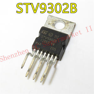 STV9302B STV9302 TO-220 Field Scan IC Field Output TV TV IC