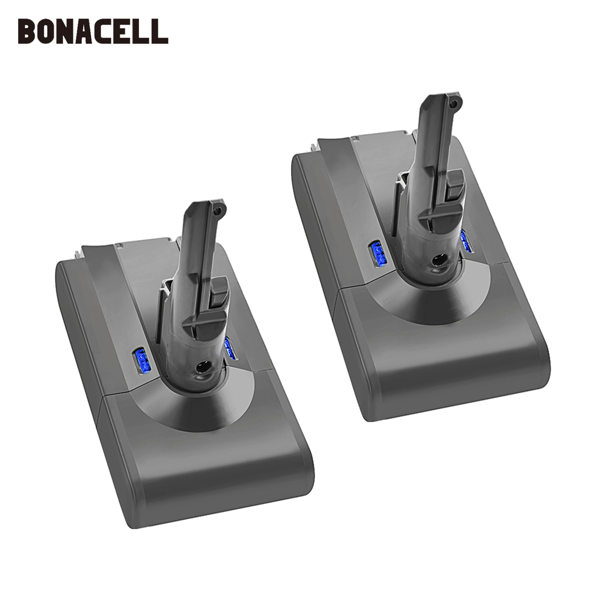 Bonacell v8 4000mah 21.6v bateria para dyson v8 bateria absoluta v8 animal li-ion sv10 aspirador de pó bateria recarregável l70