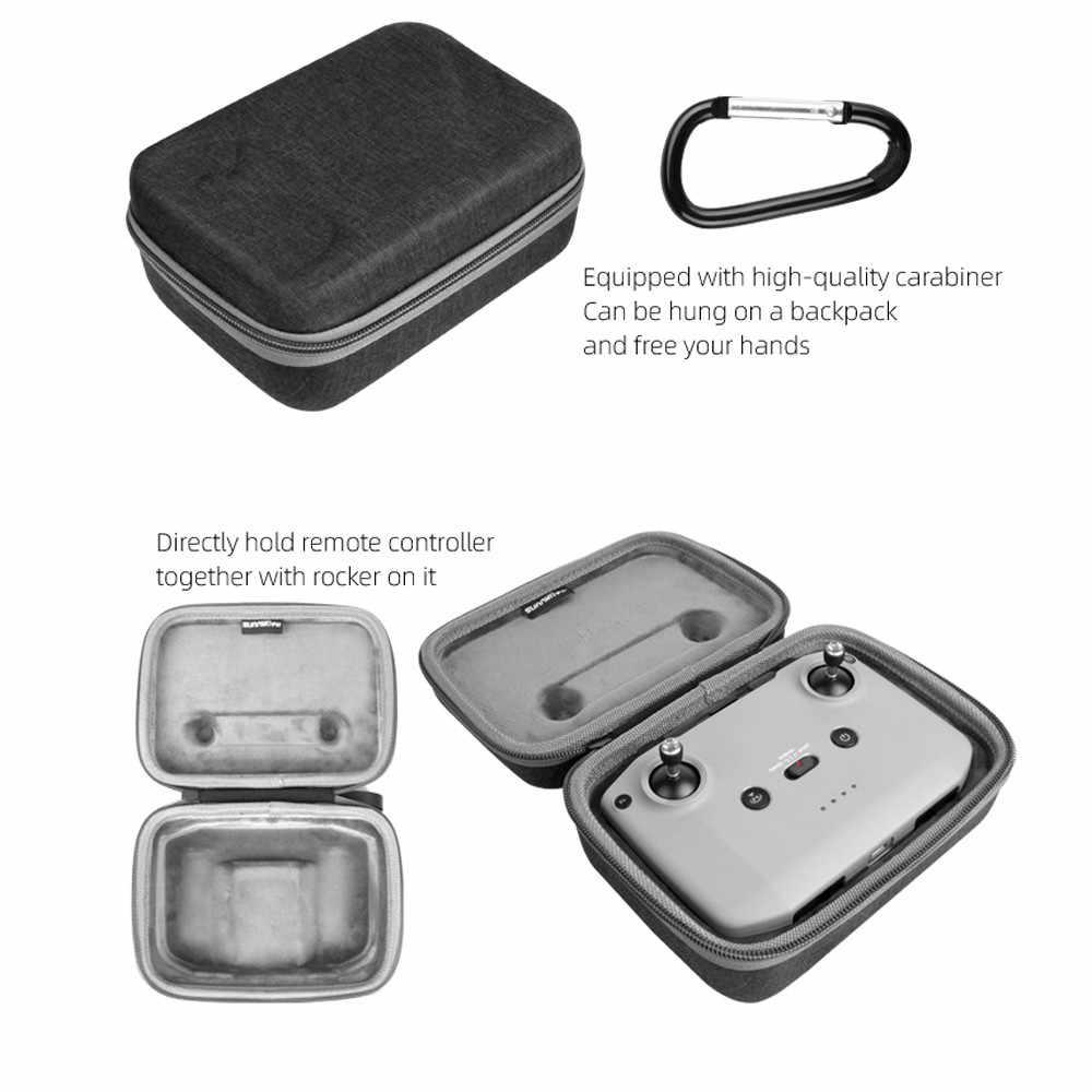 Worek do przechowywania DJI Mavic AIR 2 Mini futerał do przenoszenia wodoodporny Hardshell Box torba na ramię Mini przenośny pakiet akcesoria Z0511