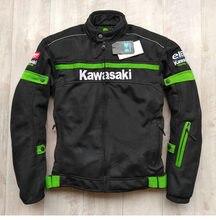 2020NEW kawasaki Мотоциклы внедорожный мотоцикл ралли для верховой езды пальто куртки с защитой от ветра одежда двигателя