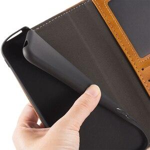Image 3 - Flip כיסוי עבור Doogee S59 פרו עסקי מקרה עור יוקרה עם מגנט ארנק מקרה עבור Doogee S59 טלפון כיסוי