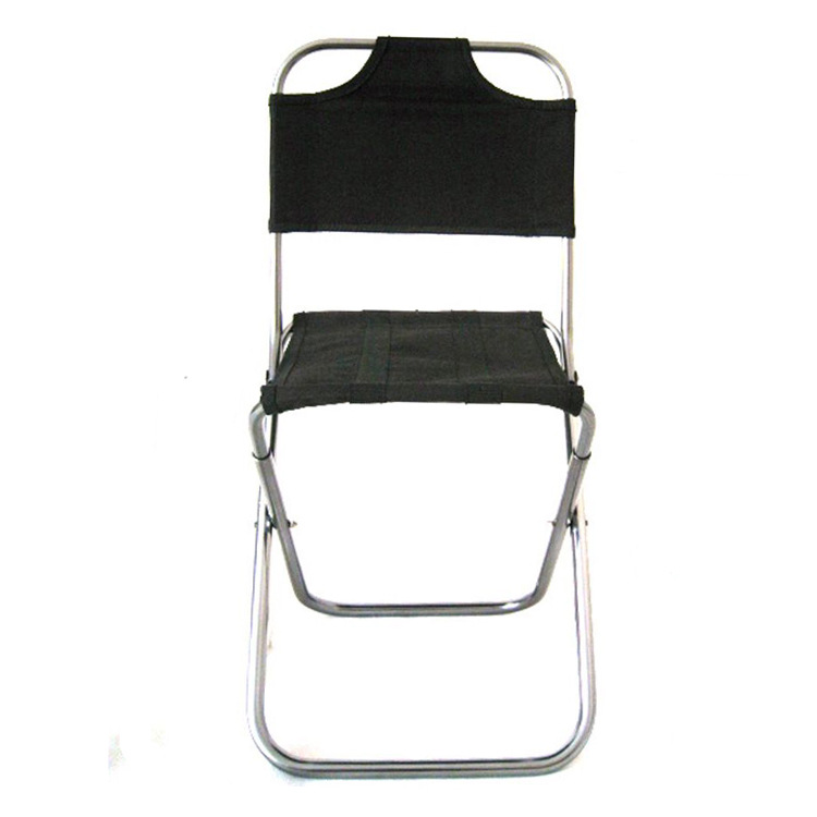 Outdoor Folding Chair Portable Ultra-Light Aluminium Alloy Kao Bei Deng Fishing Chair Folding Stool