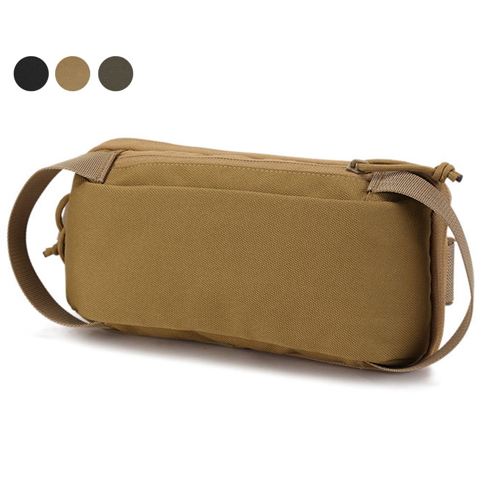 Tactical Chest Bag Men Army Military Sling Bags Crossbody Pouch Shoulder Bag Hiking Fishing Hunting Camping Outdoor