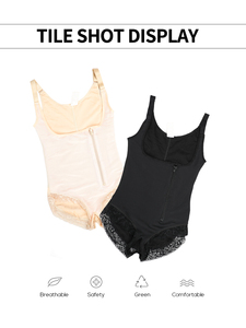 Image 3 - shapewear body tummy shaper sheath belly slimming belt corrective underwear reducing shaper reductive strip woman modeling strap