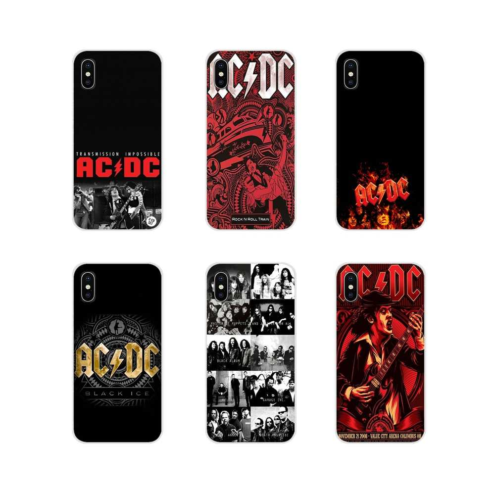 Music Band Acdc Ac Dc Malcolm Angus For Nokia 2 3 5 6 8 9