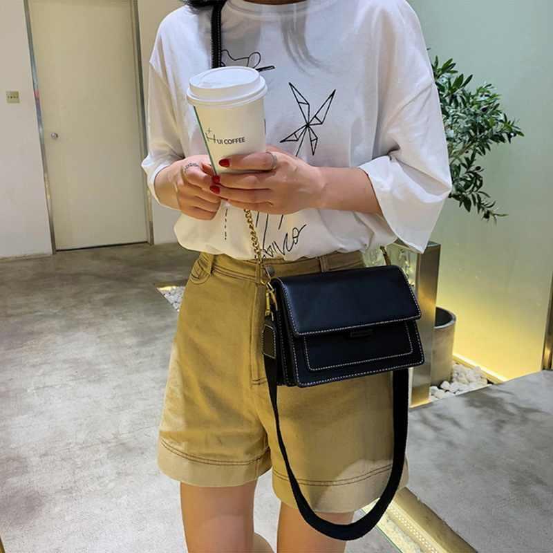 PUIMENTIUA deri kadınlar için Crossbody çanta 2019 seyahat el çantası moda basit omuz askılı çanta bayanlar çapraz vücut çanta