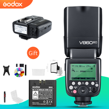 Godox V860II V860II C V860II N V860II S V860II F V860II O HSS TTL Speedlite Flash + X1 Trigger für Canon Nikon Sony Fuji Olympus