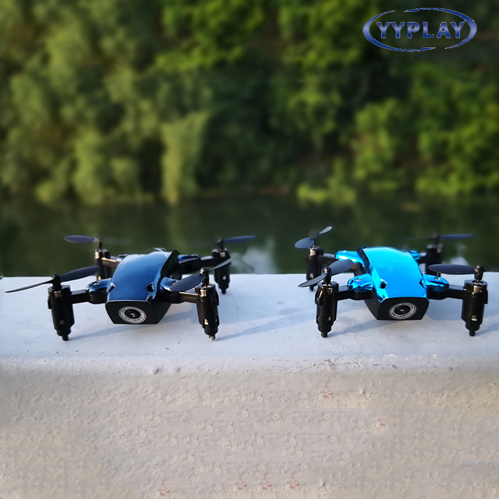 Bo Jiang S9 Upgraded S9m Mini Four-axis Aircraft For Areal Photography Small Remote-controlled Unmanned Vehicle High-definition