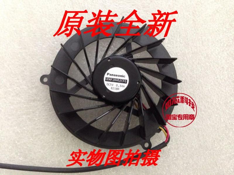 Used Cooling Fan For Panasonic UDQF2EH06DNE CPU Cooling Fan for 3-wire 3-pin Connector CPU cooling fan