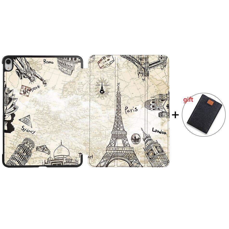 IP10 Beige MTT Tablet Case For iPad Air 4th Generation 10 9 inch 2020 PU Leather Folio Flip