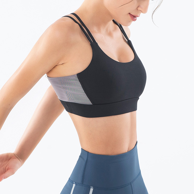 Sports Bra For Women Gym Top For Yoga High Stretch Women Padded For Runnin Sports Bra For Women Gym Push Up Women Sports Top