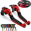 Brake Clutch Levers For HONDA MSX125 SF GROM 2013-2020 CB190R CB190X 2016-2020 Motorcycle Accessories Folding Extendable
