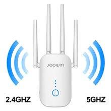 Усилитель сигнала Wi-Fi, 1200 Мбит/с, 2,4 + 5 ГГц