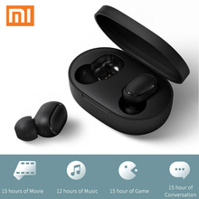 In Stock Original Xiaomi Redmi Airdots TWS Wireless Headset Bluetooth 5.0 Stereo Earphone