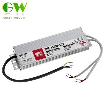 IP67 Impermeabile HA CONDOTTO il Driver DC12V 24V Trasformatori di Illuminazione per Luce Esterna 12V di Alimentazione 10W 20W 30W 45W 60W 100W 150W 200W