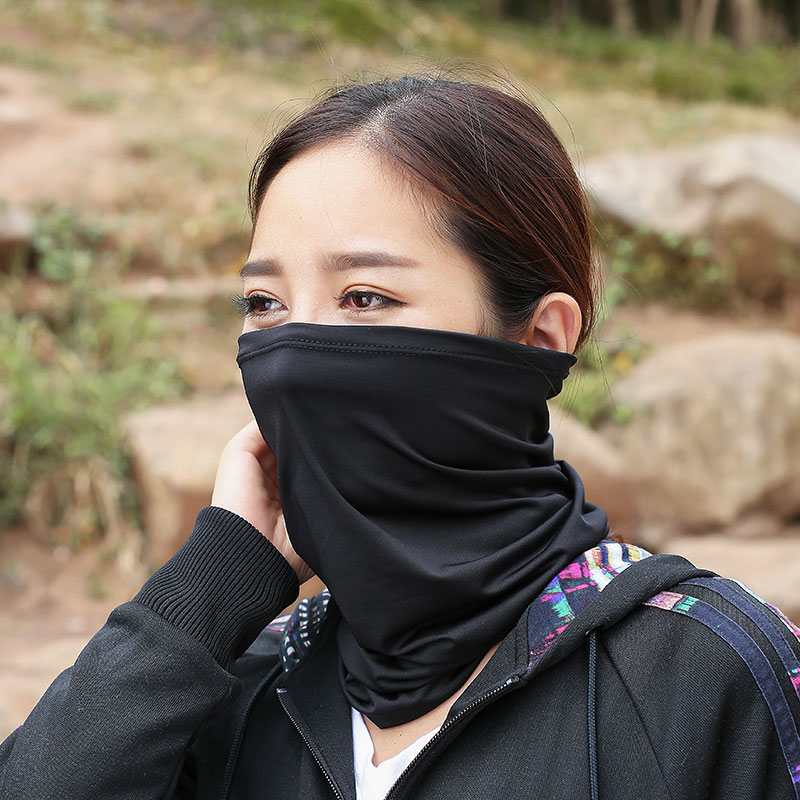 2020 Fashion Summer Bandana Unisex Face Mask Neck Gaiter Headband Fishing Sport Cycling Dustproof Sunblock Face Shield Cover