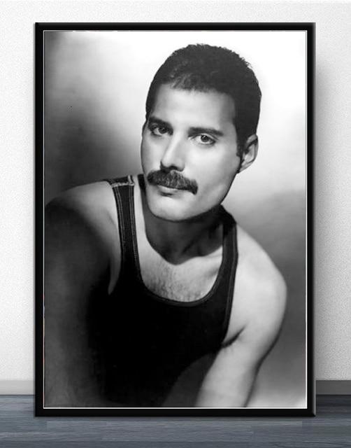 Freddie Mercury Wembley Poster 4