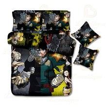 Комплект постельного белья для косплея из аниме пододеяльники