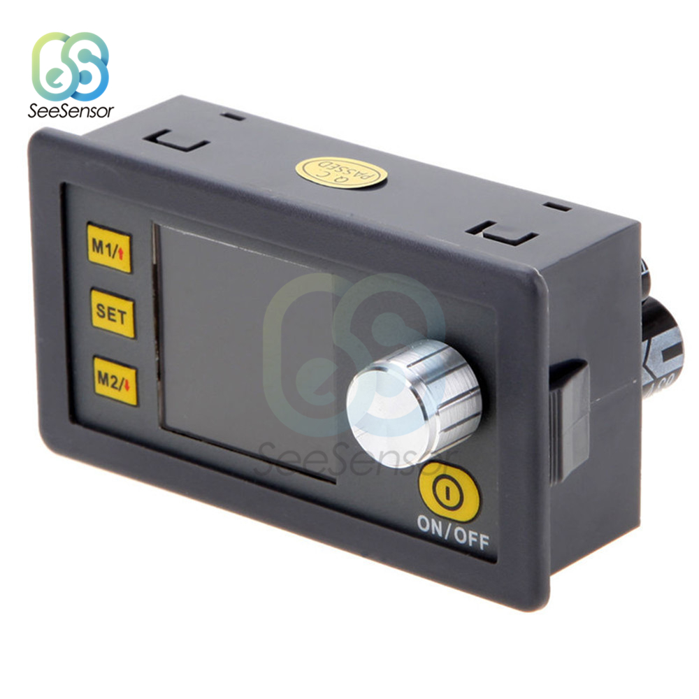Voltage DC Voltage LCD DP50V5A Buck Power Voltmeter Supply Current DPS3003 Converter Communication Module DC Down Step Constant