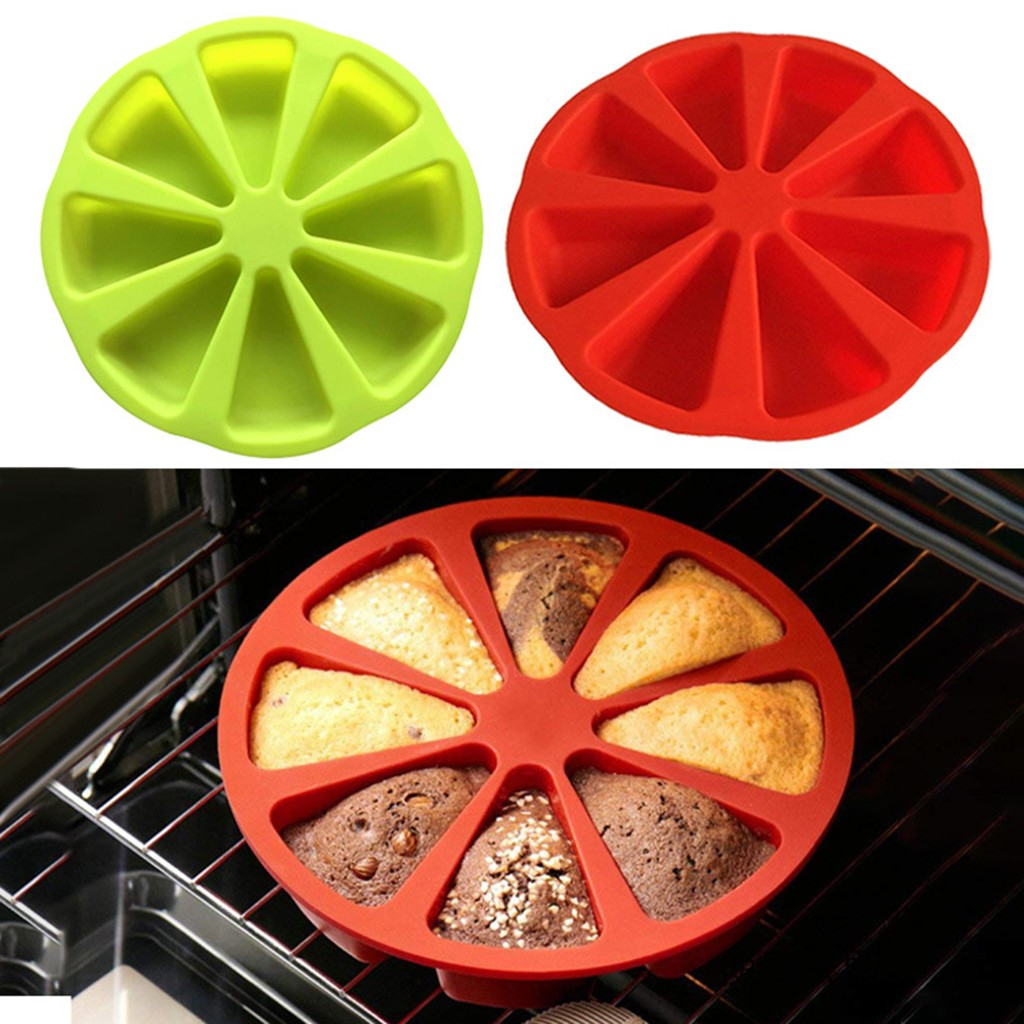 Chocolate Molds Silicone Bakeware Cake Baking Accessories Food Mold Silicone DIY Cake Home Candy Mold Bakeware Kitchen Gadgets