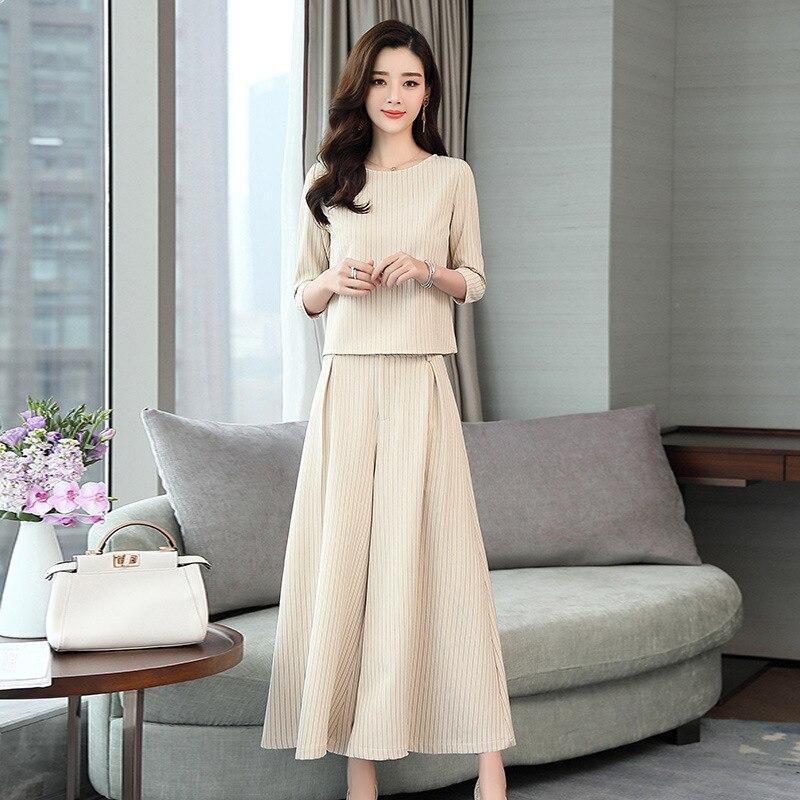 Body Versatile Elegant Casual Long-sleeve Suit/Suit Skirt 2019 Spring Trend Simple Cool Slimming Repair