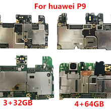for Huawei P9/4 64GB Circuit-Board-Plate Logic Unlocked Full-Working Full-Working
