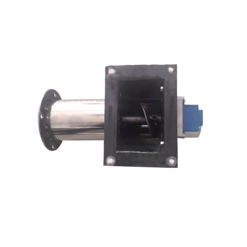 Single Motor Screw Conveyor Screw Feeder Biomass Pellet Furnace Auger Stove Accessories Transport Material 0-8kg