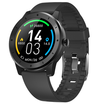 V200GPS Smart Watch Positioning Ip68 Waterproof Sports Pedometer Sleep / Heart Rate Full Circle Full Touch Bluetooth 2020 Watch