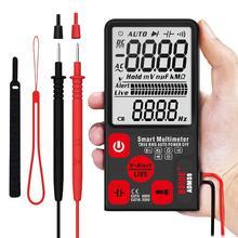 Litake Mini Digital Multimeter BSIDE ADMS9 Tester Voltmeter Ohm Resistance NCV Continuity Test