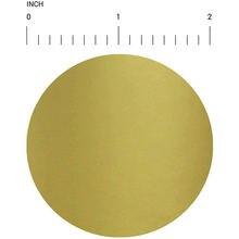 Золотые этикетки 1000 шт 2 дюйма круглые наклейки в горошек