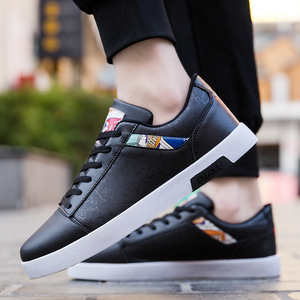 Image 5 - High Quality Brand Men Casual Shoes Hot Sale Spring Autumn New Casual Shoes Men Breathable Fashion Black Casual Men Shoes White