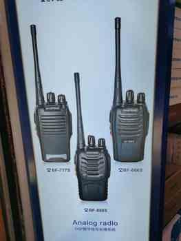 2pcs Baofeng Bf-888s Walkie Talkie Radio Station UHF 400-470MHz 16CH CB Radio Talki Walki Bf-888s Portable Transceiver - DISCOUNT ITEM  45 OFF Cellphones & Telecommunications
