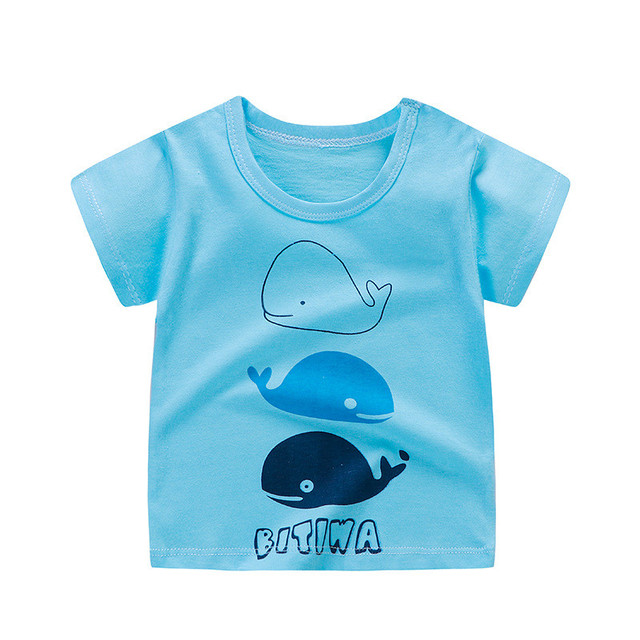 boy's cotton t-shirt wales