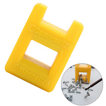 цена на Magnetizer Demagnetizer for Screwdriver Tips Screw Driver Magnetic Pick Up Tool