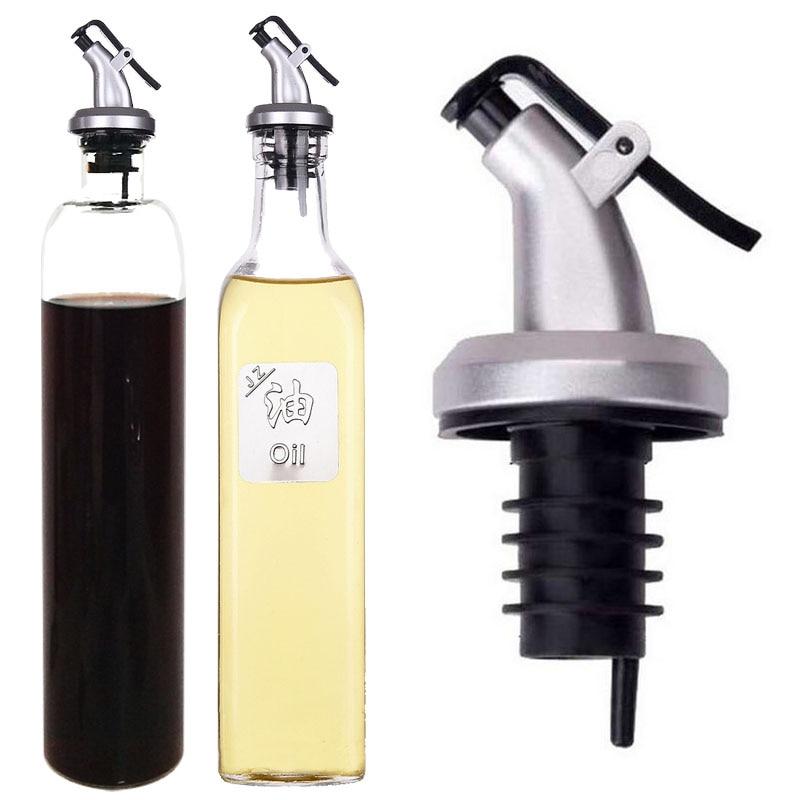 Nozzle Sprayer Stopper Liquor-Dispenser Wine-Pourers Kitchen-Tools Olive-Oil Leak-Proof