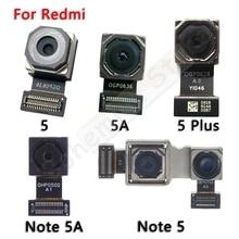 ด้านหน้าขนาดเล็ก & ขนาดใหญ่ด้านหลังกล้องFlex CableสำหรับXiaomi Redmiหมายเหตุ5 5A Pro Plus