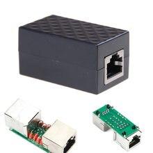 1 шт громоотвод ethernet Защита от перенапряжения rj 45 кабель