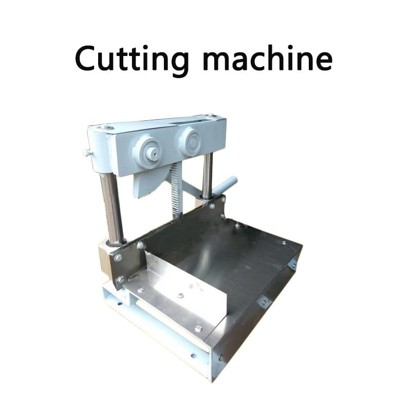 RC-30 tipo hueso máquina de cortar manual aburrido máquina de corte de la máquina de pollo de corte de carne máquina de huesos 220V 3KW