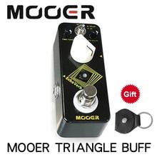 Mooer MDV1 echoverbデジタル遅延リバーブギターエフェクトペダルトゥルーバイパスフルメタルシェル